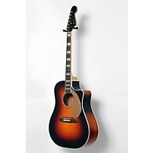California Series Kingman ASCE Cutaway Dreadnought Acoustic-Electric Guitar Level 2 3-Color Sunburst 190839063311