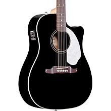 California Series Sonoran SCE Cutaway Dreadnought Acoustic-Electric Guitar Black
