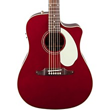 California Series Sonoran SCE Cutaway Dreadnought Acoustic-Electric Guitar Candy Apple Red