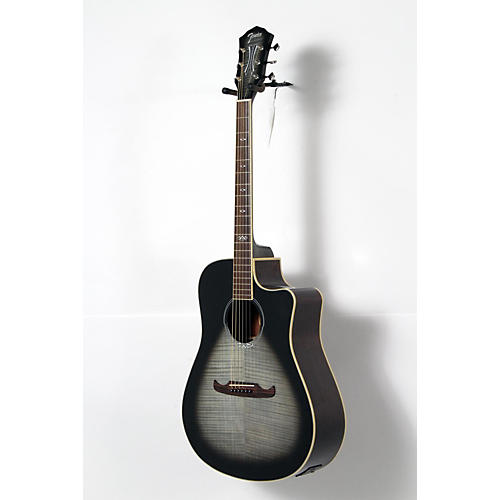 blemished fender california series t bucket 300ce cutaway dreadnought acoustic electric guitar. Black Bedroom Furniture Sets. Home Design Ideas