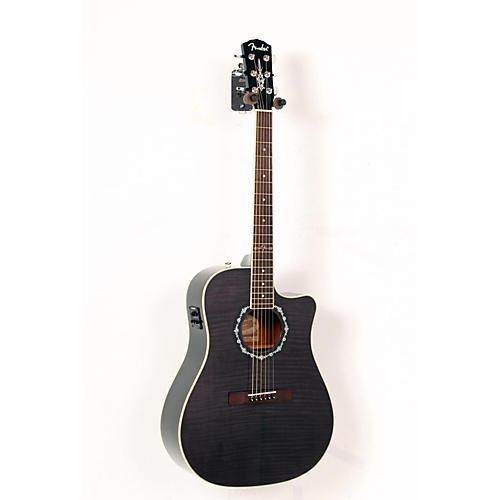 Fender California Series T-Bucket 300CE Cutaway Dreadnought Acoustic-Electric Guitar-thumbnail