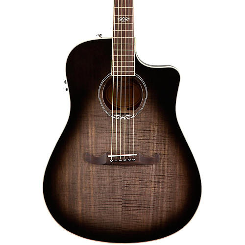 Fender California Series T-Bucket 300CE Cutaway Dreadnought Acoustic-Electric Guitar 3-Color Sunburst-thumbnail