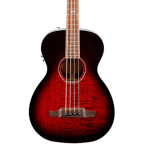 Fender California Series T-Bucket 300E Concert Acoustic-Electric Bass-thumbnail