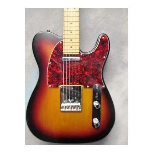 Fender California Series Telecaster Black Solid Body Electric Guitar-thumbnail