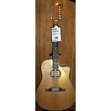 Fender California Series Villager 12 12 String Acoustic Electric Guitar