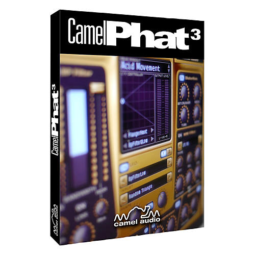 Camel Audio CamelPhat 3.5 Phattening Multi-Effect Software Download