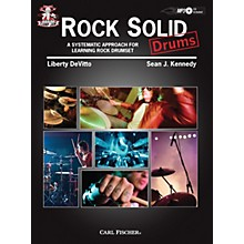 Carl Fischer Camp Jam: Rock Solid for Drums Book/CD