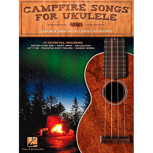 Hal Leonard Campfire Songs For Ukulele-thumbnail