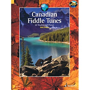 Schott Canadian Fiddle Tunes 60 Traditional Pieces - Book/CD String Solo ...
