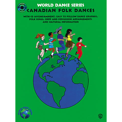 Alfred Canadian Folk Dances Book