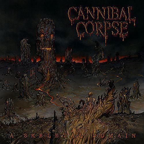 Alliance Cannibal Corpse - Skeletal Domain