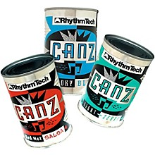 RhythmTech Canz-Red Hot Salsa-Red