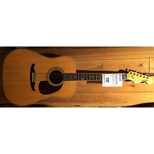 Fender Capistrano Acoustic Guitar-thumbnail