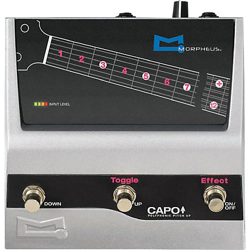 Morpheus Capo Guitar Effects Pedal-thumbnail