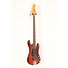Caprice Rosewood Fretboard Electric Bass Level 2 Heritage Tobacco Burst 888366028261