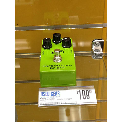 MXR Carbon Copy Bright Effect Pedal