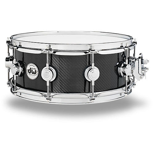 DW Carbon Fiber Snare 14 x 5.5 in.