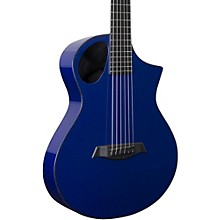 Cargo ELE Acoustic-Electric Guitar Blue