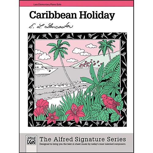 Alfred Caribbean Holiday