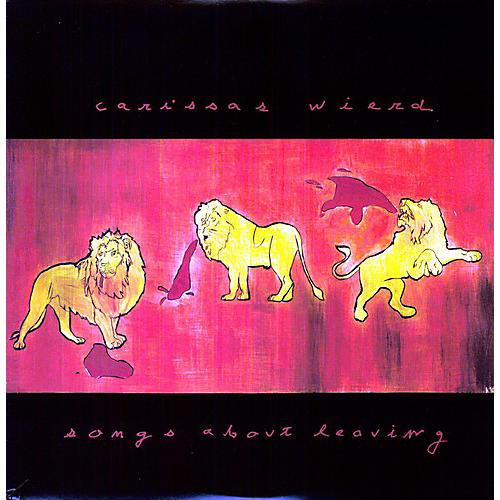 Alliance Carissa's Wierd - Songs About Leaving [Green Vinyl]