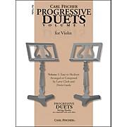 Carl Fischer Carl Fischer Progressive Duets Volume 1 - For Violin