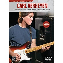 Alfred Carl Verheyen Forward Motion: Advancing On The Electric Guitar (DVD)