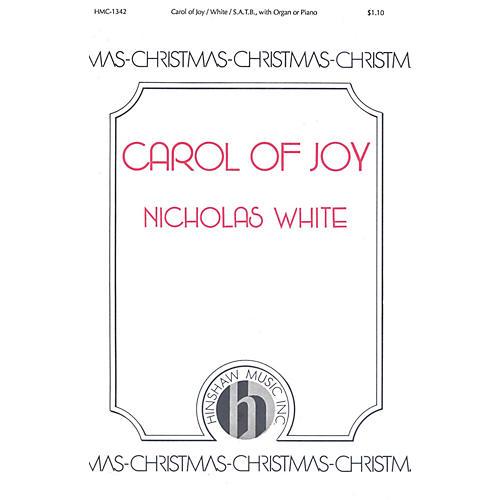 Hinshaw Music Carol of Joy SATB