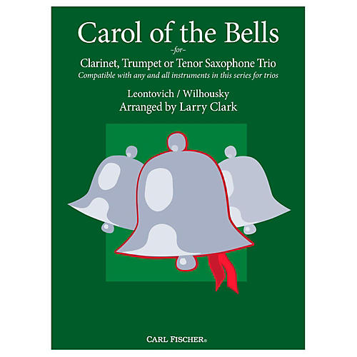 Carl Fischer Carol of the Bells Comp-ClTpt-thumbnail