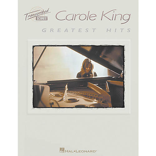 Hal Leonard Carole King - Greatest Hits Songbook-thumbnail