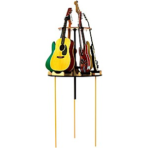 A&S Crafted Products Carousel Deluxe Multi-Guitar Expansion Tier by A&S Crafted Products