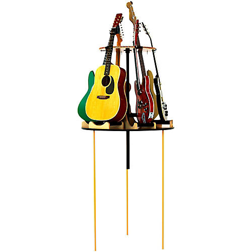 A&S Crafted Products Carousel Deluxe Multi-Guitar Expansion Tier-thumbnail