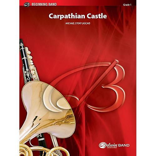 Alfred Carpathian Castle Concert Band Grade 1 Set-thumbnail