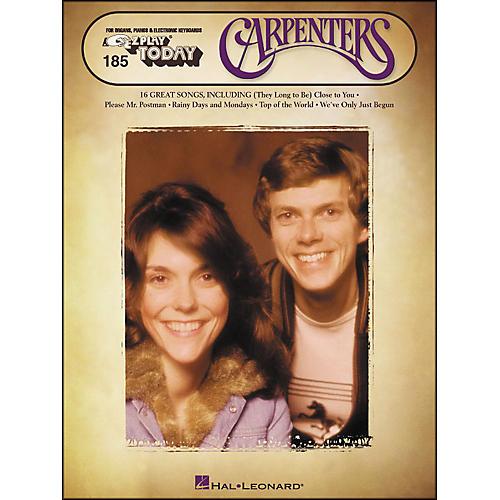 Hal Leonard Carpenters E-Z Play 185-thumbnail