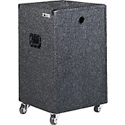 "Odyssey Carpeted Econo Rack 17"" Depth with Wheels"