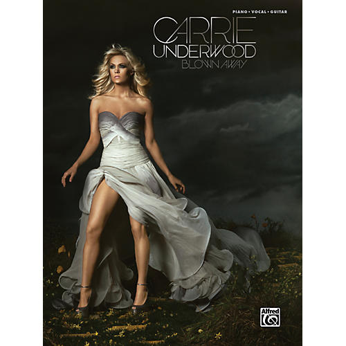Alfred Carrie Underwood: Blown Away PVG Book-thumbnail