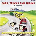 Kimbo Cars, Trucks And Trains CD/Guide-thumbnail