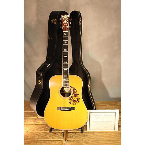 Used Blueridge Carter Stanley Memorial Model Acoustic ...
