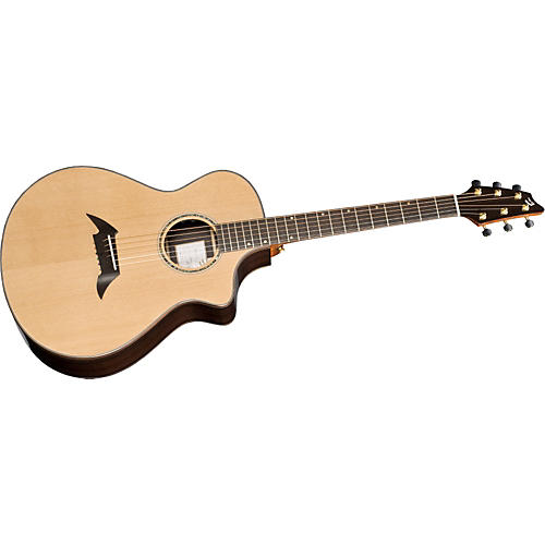 Breedlove Cascade C25/CRe Concert Acoustic-Electric Guitar-thumbnail