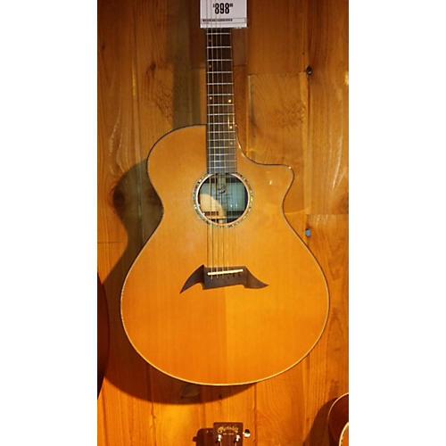 used breedlove cascade j25 cre jumbo acoustic electric guitar guitar center. Black Bedroom Furniture Sets. Home Design Ideas