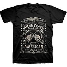 Johnny Cash Cash American Rebel Label