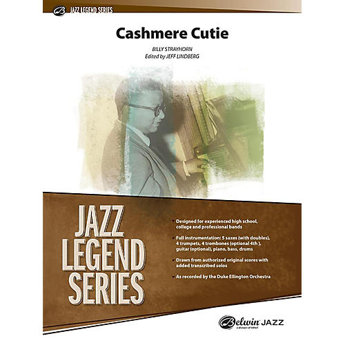 Alfred Cashmere Cutie Jazz Band Grade 5 Set-thumbnail