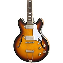 Epiphone Casino Coupe Hollowbody Electric Guitar Level 1 Vintage Sunburst