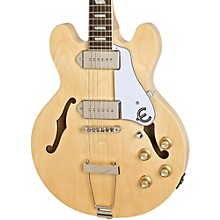 Casino Coupe Hollowbody Electric Guitar Natural