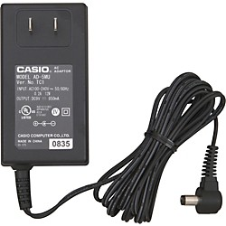 Casio AD5MR Adapter and Power Supply (AD5MR)