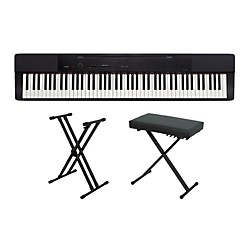 Casio Privia PX-150 Keyboard Package 2