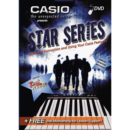 Hal Leonard Casio Star Series Keyboard Instruction (DVD)