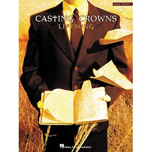 Hal Leonard Casting Crowns - Lifesong For Easy Piano by Hal Leonard