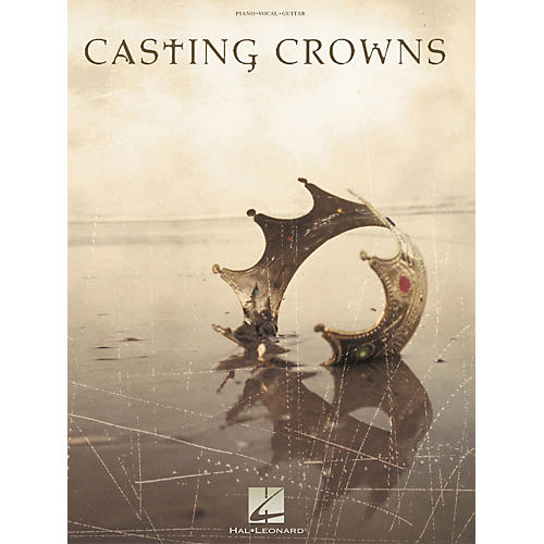 Hal Leonard Casting Crowns Piano, Vocal, Guitar Songbook