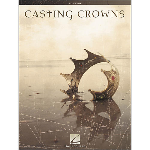 Hal Leonard Casting Crowns for Easy Piano-thumbnail