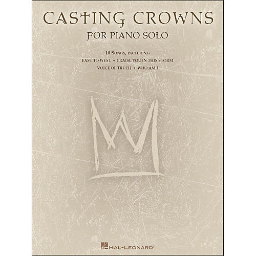 Hal Leonard Casting Crowns for Piano Solo-thumbnail
